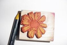 Splitcoaststampers - Wet Watercolor Crayons Technique Tutorial by Beate Johns