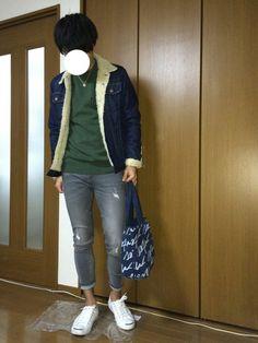 keigo|DIESELのデニムジャケットを使ったコーディネート - WEAR