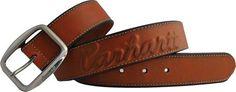 CARHARTT Carhartt Raised Logo Belt. #carhartt #