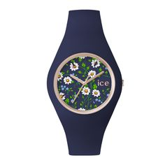 Ice watchの花柄いいなあ::Variation