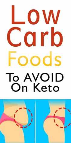 Low Carb Foods To AVOID On Keto – Upgraded Health
