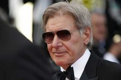 "The actor is reprising his role as Han Solo in ""Star Wars: Episode VII."""