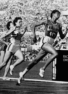 a biography of wilma rudolph an olympic medalist In commemoration of black history month, we will honor the legacy of   tigerbelles are in the national track and field hall of fame, including wilma  rudolph  other tigerbelles who won olympic medals include: madeline.