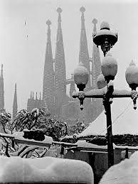 Barcelona Christmas 1962. Catalonia | Europe #barcelona #christmas