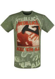 Kill 'Em All - Allover - T-shirt van Metallica