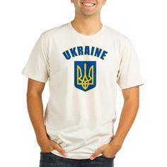 ukraine coat of arms ukrainian T-Shirt on CafePress.com Native American  Shirts e78a624ad7a9
