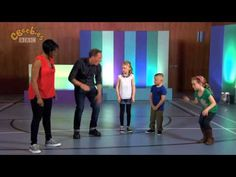 Ollie from 'Beat Goes On' teaching Body Percussion on CBeebies' 'Let's G...