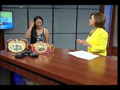 Julaton talks about her recent mma win on ONE FC on Balitang America.
