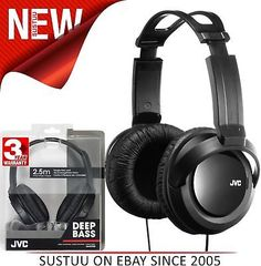 (JVC HARX330│DJ Headphone│Over-Ear│Full-Size Deep Bass Stereo│Stereo│2.5m Cord) Can be viewed at http://best-headphones-review.com/product/jvc-harx330-dj-headphone-over-ear-full-size-deep-bass-stereo-stereo-2-5m-cord/   HARX330          JVC Full-Size Over-Ear Stereo Headphones – Black         PART NUMBER: HARX330            The HA-RX330 is         JVC's new high quality full size headphone with extra bass. It comes         with large 40mm high quality