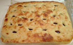 Focaccia ripiena di nutellaStamattina,mentre impastavo il mio pane,ho pensato ad una merenda golosa per la famiglia…con la nutella o crema di nocciole fatta in casa,non si sbaglia mai…il procedimento...