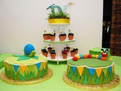 bug birthday parties