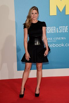 Who: Jennifer AnistonWore: Alexander McQueenWhere: We're the Millers Berlin premiere via StyleList