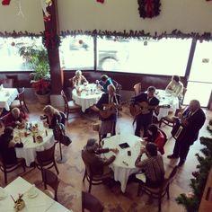 En Restaurante Piscis ya comenzamos las celebraciones de fin de año. Restaurante Piscis Colina de Mocuzari 105 y 107 53140 Naucalpan de Juárez 55626995 / 53932990 www.restaurantepiscis.com.mx