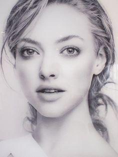 Amanda Seyfried #ShaBoomProducts #BeautiesinBlack http://www.shaboomproducts.com