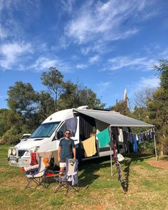 This is the side no one shows you on instagram! Laundry Time in the Campervan. . Come along on the journey with us. Follow us on Instagram Campervan, Van Life, Outdoor Gear, Theory, Tent, Laundry, Journey, Instagram, Laundry Room