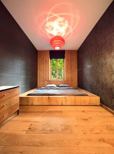 Sunken beds - unusual and modern alternative for the bedroom ~ Creative Ideas & Designs