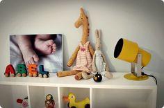 My son's room at Niittylän Lapset