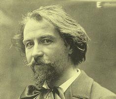 Gustave Charpentier (25/06/1860 - 18/02/1956)