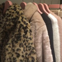 I'm gonna die if those fur coats are actually fur hoodies coz holy shit, that would be so cute!!!