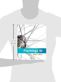 """Psychology #book #health http://www.healthbooksshop.com/psychology-29/ Straightforward and written in a friendly style, James S. Nairne's PSYCHOLOGY, Sixth Edition, uses a proven problem-solving approach to help you discover how to apply psychology to your everyday life. Dr. Nairne introduces topics by focusing on the """"why"""" behind psychological processes before introducing what they are and how they work. You'll learn that our brains are filled with psychological """"tools"""" that control.."""