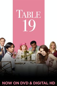 If you've ever sat at THAT table…Anna Kendrick & Stephen Merchant star in Table on Digital HD today.