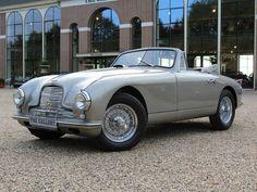 Aston Martin DB2 convertible - 1950-1953|