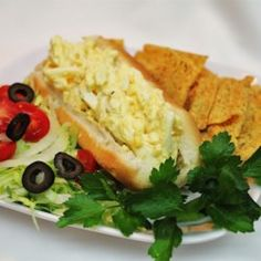 Delicious Egg Salad for Sandwiches - Allrecipes.com