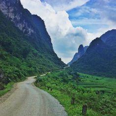 I am on my way back  Voltando pra civilização.  #goinback #byebyeroads #northvietnam #seeyousoon #vietnã