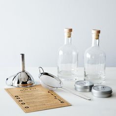 well ain't that something: The Homemade Gin Kit on Provisions by Food52