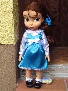 Belle Disney Animators Collection