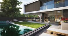 4 Modern Villas That Embrace Indoor-Outdoor Living