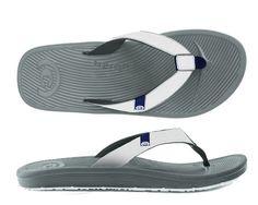 fc36f1a8c0ab82 Cobian Men s Core Waterman Sandals White Flip Flops
