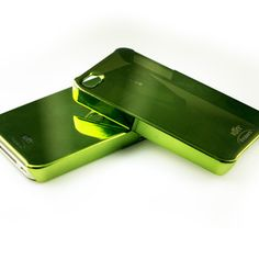Zero Iridium Case Lime Green now featured on Fab.