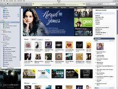 El negocio artístico de iTunes