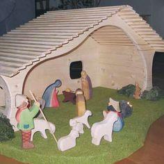 Die 535 Besten Bilder Von Krippe Bauen In 2019 Nativity Scenes