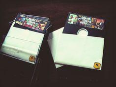 GTA V - Floppy Version.