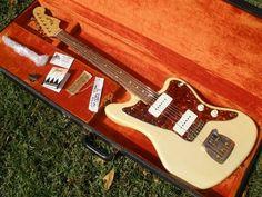 Vintage 1965 Fender Jazzmaster - Mary Kaye - Trans Tele Blonde w/ Gold Hardware!