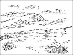 how to draw elliot waves