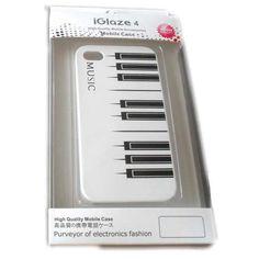 Carcasa iPhone 4/4S diseño Teclado