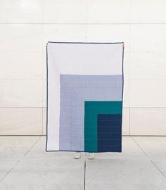 Contemporary Patchwork Quilt HL03