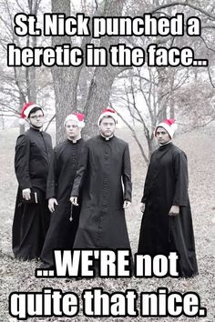 Seminarians in cassocks are my favorites!!