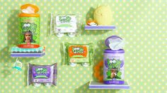 Boogie Wipes Gentle Saline Wipes, available at Target