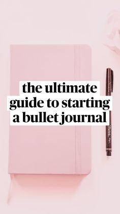 Bullet Journal Mood Tracker Ideas, Bullet Journal For Beginners, Creating A Bullet Journal, Self Care Bullet Journal, Bullet Journal Lettering Ideas, Bullet Journal Notebook, Bullet Journal Aesthetic, Bullet Journal Ideas Pages, Bullet Journal Inspiration