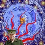 Photo by @jacklnorthrup   There is more, Do they know? - #digitalgraphics #graphicdesign #graphicexpression #digitalart #computergraphics #krita #kritapaint #thoughts #war #general #digitalart #computerart