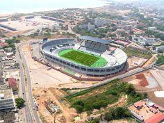 Accra stadium - Accra, Ghana