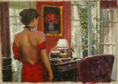 Tutt'Art@   Pittura * Scultura * Poesia * Musica  : Washington Maguetas, 1942 ~ Impressionist painter