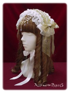 Lace Market is the largest online marketplace for EGL (Elegant Gothic Lolita) Fashion. Sell and buy Lolita dresses, skirts, accessories and more with thousands of users around the world! Pirate Hair, Gothic Lolita Fashion, Lolita Style, Vestidos Vintage, Harajuku Fashion, Fashion Sale, Lolita Dress, Fashion Branding, Pastel Goth
