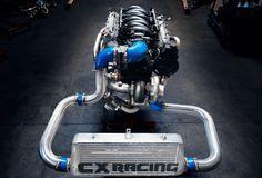 Cxracing Turbo Manifold Header Downpipe Kit for 98 02 Chevrolet ...