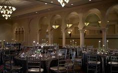 Renaissance Vinoy St. Petersburg, Florida wedding venue