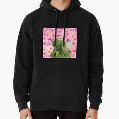 'Shaelin Janae- Kermit Heart Aesthetic Meme' T-Shirt by shaelinjanae - Shaelin Janae- Kermit Heart Aesthetic Meme Hoodie (Pullover) Source by yeetmyselfoff - Swag Outfits For Girls, Teen Fashion Outfits, Cute Outfits, Fashion Tips, Aesthetic T Shirts, Aesthetic Clothes, Aesthetic Hoodie, Vaporwave Clothing, Shirt Logo Design